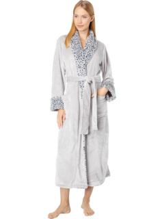 Плюшевый халат из рыси N by Natori