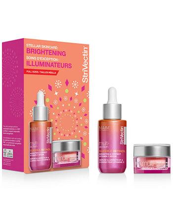 2-шт. Набор для осветления кожи Stellar Skincare StriVectin