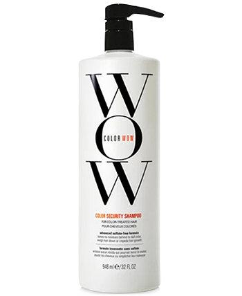 Color Security Shampoo, 33.8 унции, от PUREBEAUTY Salon & Spa COLOR WOW