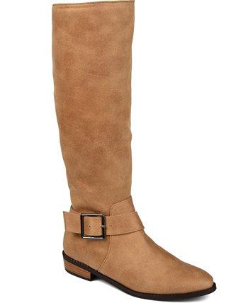 Женские сверхширокие ботинки Winona для теленка Journee Collection