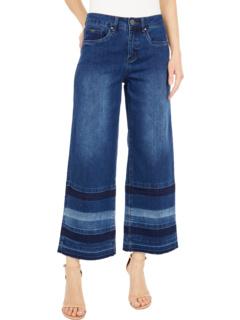 Statement Denim Широкий кроп Olivia в цвете Dark Indigo FDJ French Dressing Jeans