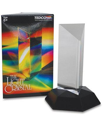 """Светлый кристалл - 4,5 """"призма Tedco Toys"""