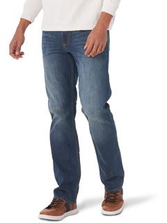 Прямые мужские узкие джинсы Wrangler Authentics Wrangler