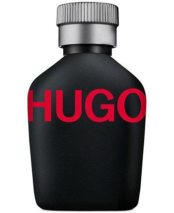 Туалетная вода-спрей HUGO Just Different для мужчин, 1,3 унции. BOSS Hugo Boss