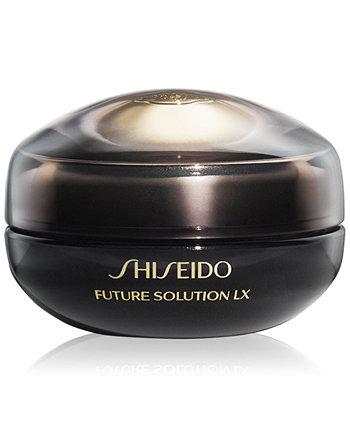 Регенерирующий крем для контура глаз и губ Future Solution LX, 0,61 унции. Shiseido