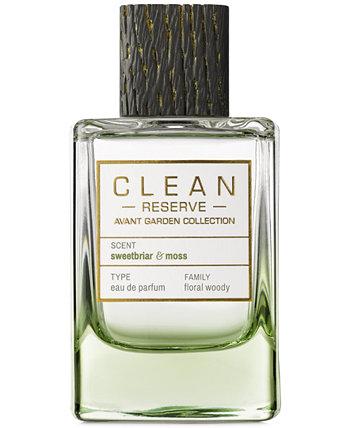 Avant Garden Sweetbriar & Moss Eau de Parfum, 3,4 унции. CLEAN Fragrance
