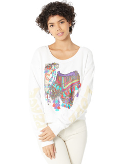 Фарра Peace Love Camel Lauren Moshi