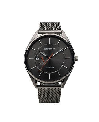 Мужские автоматические многофункциональные часы из нержавеющей стали Bering