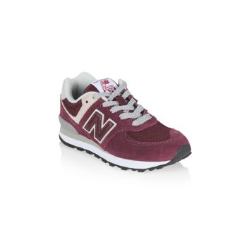 Little Kid's & Kid's 574 Lace-Up Sneakers New Balance