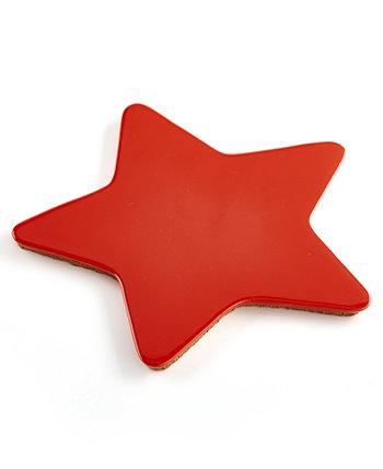 Фигурная звезда Trivet, созданная для Macy's Martha Stewart Collection