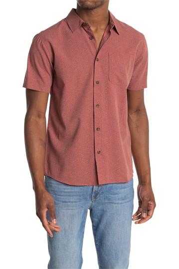 Playa Geo Print Short Sleeve Shirt Jack O'Neill