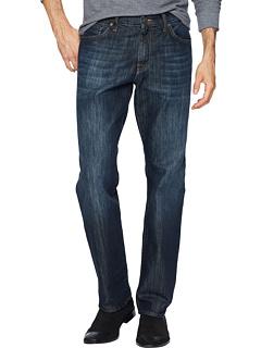 Мэтт расслабленная прямая нога в темном Стэнфорде Mavi Jeans