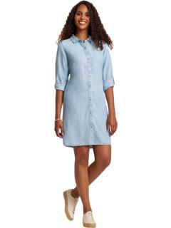 Платье-рубашка Cara - Джинсовое Hatley
