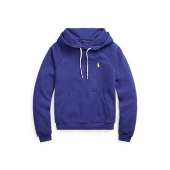 Fleece Pullover Hoodie Ralph Lauren