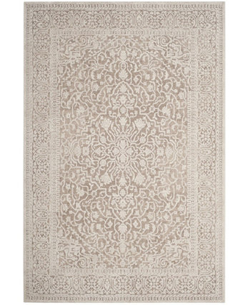Reflection Beige and Cream 6' x 9' Area Rug Safavieh