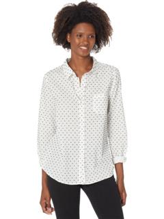 Классическая блуза с пуговицами спереди Dylan by True Grit