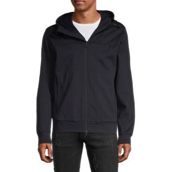 Hooded Jacket Emporio Armani
