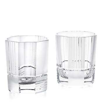 Mercer Crystal Double-Old-Fashioned Set  Size Ralph Lauren