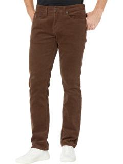 Узкие прямые вельветовые брюки U.S. POLO ASSN.