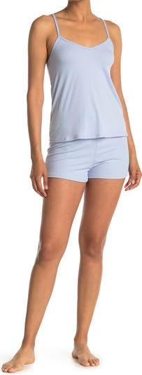 Пижамный комплект из двух предметов с камзолом и шортами Sunkissed COZY ROZY