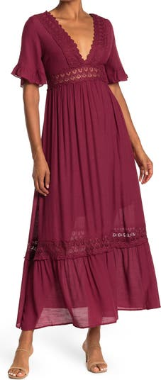 Short Sleeve Crochet Dress Wishlist