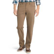Мужские джинсы свободного кроя из эластичного материала IZOD IZOD