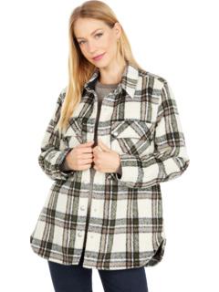 Свободная фланелевая куртка-рубашка Blank NYC