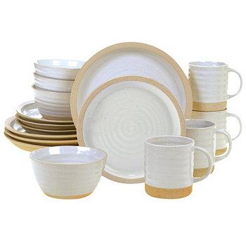 Artisan 16-шт. Набор столовой посуды Certified International