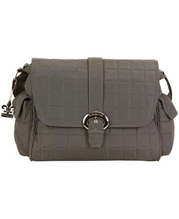 Легкая стеганая сумка для подгузников с пряжкой Kalencom