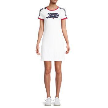 Logo T-Shirt Dress Tommy Hilfiger
