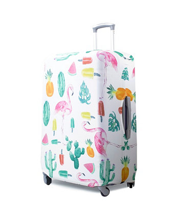 Печать 28–30-дюймовых крышек для багажа American Green Travel
