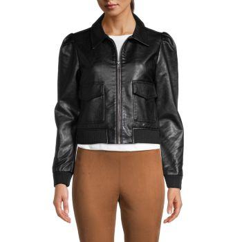 Куртка из искусственной кожи Boss Mode BB Dakota