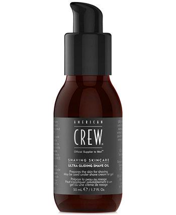 Ультра скользящее масло для бритья, 1,7 унции, от PUREBEAUTY Salon & Spa American Crew