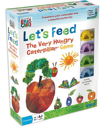 Давайте накормить очень голодную игру Caterpillar Briarpatch
