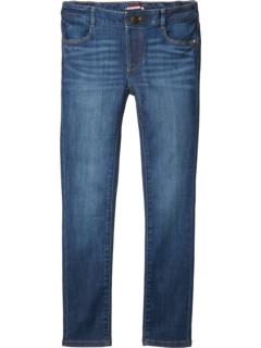 Узкие джинсы в тони Wash (для малышей / маленьких детей / больших детей) Tommy Hilfiger Adaptive