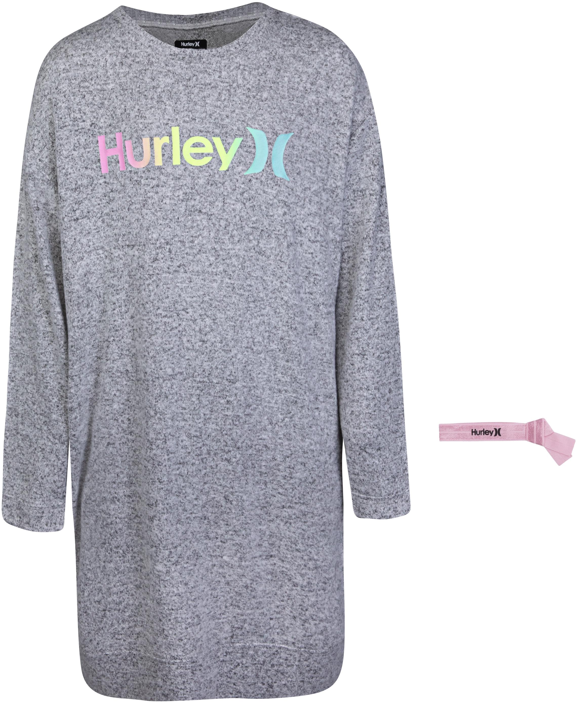 One & Only Super Soft Sweatshirt Dress (Big Kids) Hurley Kids