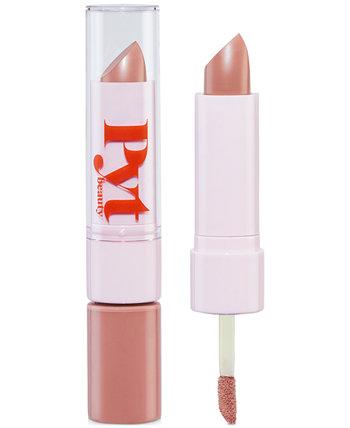 P / Y / T Beauty Friends With Benefits Lip Duo, 0,29 унции. PYT Beauty