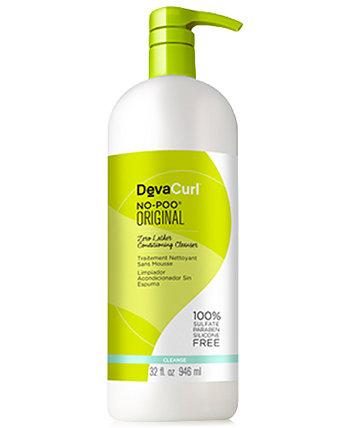 Deva Concepts No-Poo Zero Lather Кондиционер для умывания, 32 унции, от PUREBEAUTY Salon & Spa DevaCurl