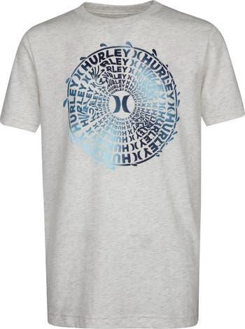 Radial Logo T-Shirt Hurley