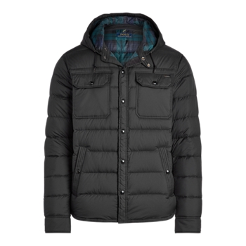 Water-Resistant Down Jacket Ralph Lauren