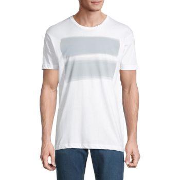 Прозрачная футболка с легкой графикой Vestige