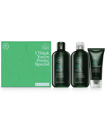 3-Pc. Tea Tree Special Invigorating Gift Set, from PUREBEAUTY Salon & Spa PAUL MITCHELL
