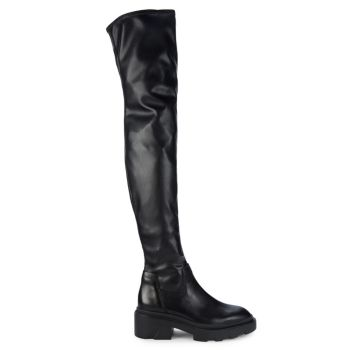 Manny Over-The-Knee Boots ASH