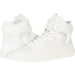 Lace-Up High-Top Sneaker Just Cavalli