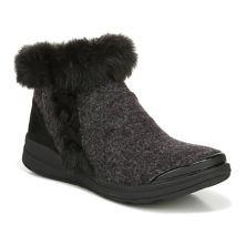 Bzees Iris Women's Washable Faux Fur Ankle Boots Bzees