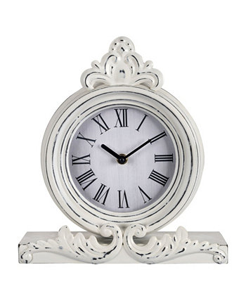 George Antique Table Top Clock Stratton Home Décor