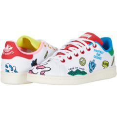 Стэн Смит Primeblue (Большой ребенок) Adidas Originals Kids