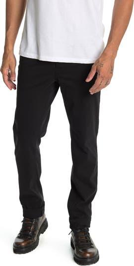 Прямые брюки из твила Comfort Flex - внутренний шов 30–34 дюйма UNION DENIM