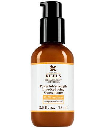 Dermatologist Solutions Мощный концентрат, уменьшающий морщины, 2,5 эт. унция Kiehl's Since 1851