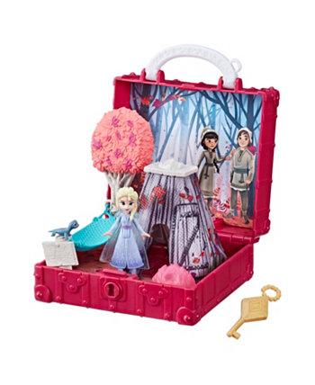 Игровой набор Pop Adventures Forest Frozen